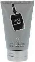 Parfumuri și produse cosmetice Aigner First Class - Gel de duș