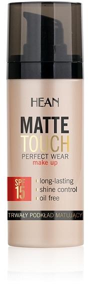 Fond de ten - Hean Matte Touch Perfect Wear — Imagine N1