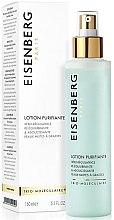 Parfumuri și produse cosmetice Loțiune pentru față - Jose Eisenberg Purifying Lotion
