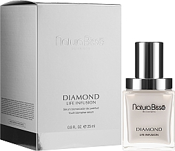 Parfumuri și produse cosmetice Ser rejuvenant - Natura Bisse Diamond Life Infusion