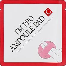 Parfumuri și produse cosmetice Pad cu vitamina C pentru iluminarea tenului - Wish Formula I'm Pro Ampoule Pad Vitamin-C