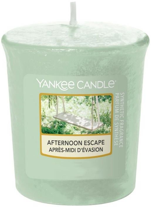 Lumânare aromatică - Yankee Candle Votiv Afternoon Escape — Imagine N1