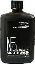 Parfumuri și produse cosmetice Agent de clătire pentru cavitatea bucală - The Natural Family Co Natural Mouthwash