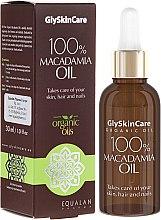 Ulei de macadamia - GlySkinCare Macadamia Oil 100% — Imagine N1