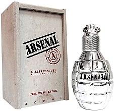 Parfumuri și produse cosmetice Gilles Cantuel Arsenal - Apă de parfum