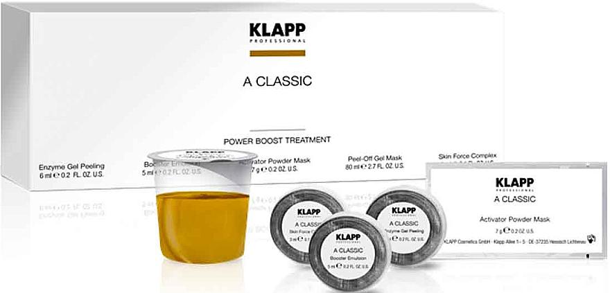 Set - Klapp A Classic (peel/6ml + f/booster/5ml + f/mask/7g + f/mask/80ml + complex/3ml) — Imagine N1
