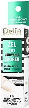 Parfumuri și produse cosmetice Gel pentru eliminarea cuticulei - Delia Gel Express Effect Cuticle Removal Gel