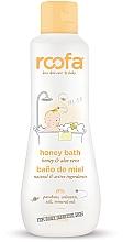 Parfumuri și produse cosmetice Produs cu miere pentru baie - Roofa Honey Bath Gel