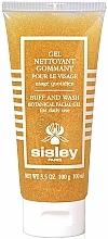 Parfumuri și produse cosmetice Gel exfoliant de curăţare - Sisley Gel Nettoyant Gommant Buff and Wash Facial Gel