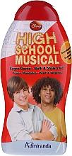Parfumuri și produse cosmetice Gel de duș - Admiranda High School Musical Peach & Tangerine