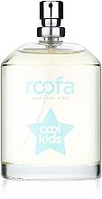 Parfumuri și produse cosmetice Roofa Cool Kids Sherif - Apă de toaletă