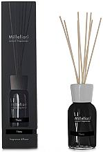 Parfumuri și produse cosmetice Difuzor de aromă - Millefiori Milano Natural Diffuser Nero