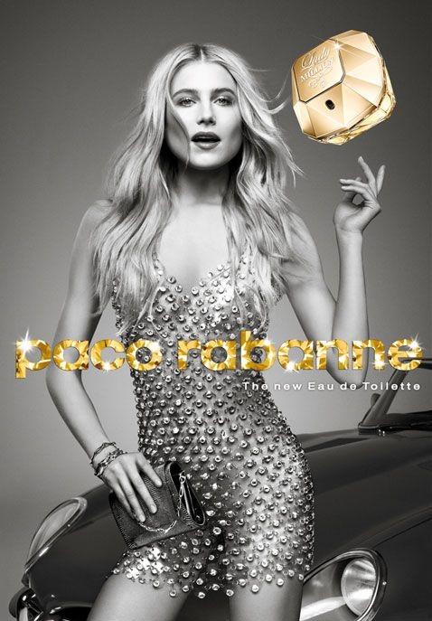 Paco Rabanne Lady Million - Loțiune de corp — Imagine N3