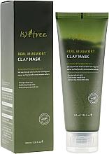 Parfumuri și produse cosmetice Mască de argilă pe bază de pelin - Isntree Real Mugwort Clay Mask