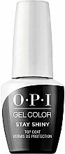 Parfumuri și produse cosmetice Fixator pentru unghii - O.P.I. Gel Stay Shiny Top Coat