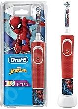 Parfumuri și produse cosmetice Periuță electrică de dinți - Oral-B Vitality Kids Spiderman