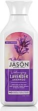 "Parfumuri și produse cosmetice Șampon cu levănțică ""Volum"" - Jason Natural Cosmetics Volumizing Lavender Shampoo"