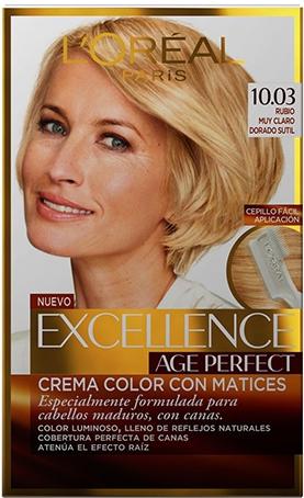 Vopsea de păr - L'Oreal Paris Age Perfect By Excellence