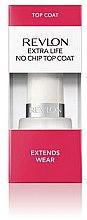 Parfumuri și produse cosmetice Fixator lac de unghii - Revlon Extra Life No Chip Top Coat Extends Wear