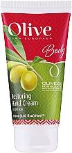 Parfumuri și produse cosmetice Cremă revitalizantă pentru mâini - Frulatte Restoring Hand Cream