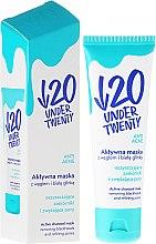 Parfumuri și produse cosmetice Mască împotriva acneei pentru față - Under Twenty Anti Acne Mask