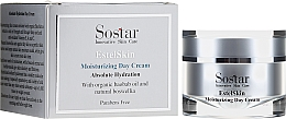 Parfumuri și produse cosmetice Cremă hidratantă pentru față - Sostar EstelSkin Moisturizing Day Cream