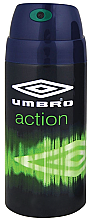 Parfumuri și produse cosmetice Umbro Action - Deodorant