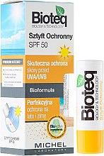 Parfumuri și produse cosmetice Balsam de buze - Bioteq Lip Balm Sun Protector SPF 50