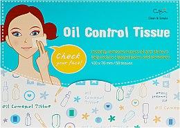 Parfumuri și produse cosmetice Șervetele matifiante pentru față - Cettua Cleansing Mat Tissues