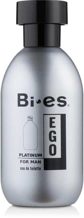 Bi-Es Ego Platinum - Apă de toaletă — Imagine N2
