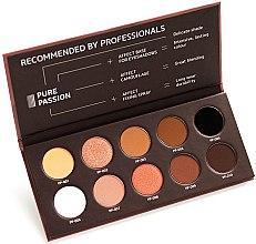 Parfumuri și produse cosmetice Paletă fard de pleoape - Affect Cosmetics Pure Passion Eyeshadow Palette