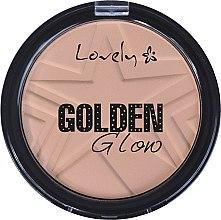 Parfumuri și produse cosmetice Pudră de față - Lovely Golden Glow Powder