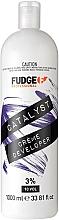 Parfumuri și produse cosmetice Oxidant - Fudge Catalyst Peroxide 10 Volume 3%