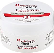 Parfumuri și produse cosmetice Cremă antirid cu ulei de macadamia - Anida Medisoft