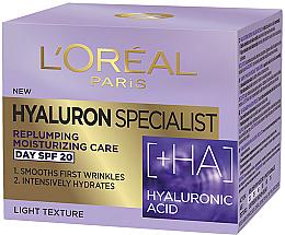 Parfumuri și produse cosmetice Cremă de față SPF20 - L'Oreal Paris Skin Expert