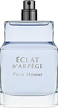 Parfumuri și produse cosmetice Lanvin Eclat d'Arpege Pour Homme - Apă de toaletă (tester fără capac)