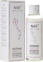 Parfumuri și produse cosmetice Ulei de corp pentru copii - Naif Baby Soothing Baby Massage Oil