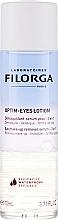 Parfumuri și produse cosmetice Loțiune demachiantă - Filorga Optim-eyes Lotion Eye Make-up Remover Serum