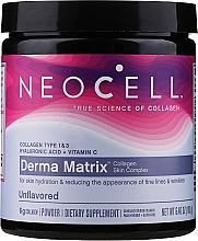 Parfumuri și produse cosmetice Supliment nutritiv - NeoCell Derma Matrix Collagen Skin Complex