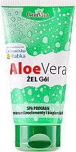 """Parfumuri și produse cosmetice Gel de corp """"Aloe Vera"""" - Gorvita"""