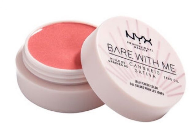 Blush jelly - NYX Professional Makeup Bare With Me Hemp Jelly Cheek