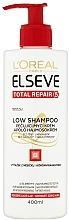 """Parfumuri și produse cosmetice Șampon-îngrijire 3in1 pentru părul deteriorat și uscat """"Recuperare completă 5"""" - L'Oreal Paris Elseve Low Shampoo"""