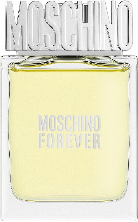 Moschino Forever - Apă de toaletă (tester cu capac) — Imagine N1