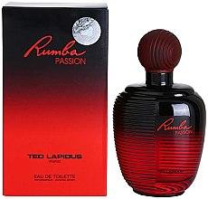 Parfumuri și produse cosmetice Ted Lapidus Rumba Passion - Apă de toaletă