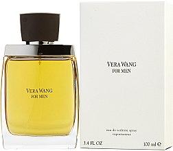 Parfumuri și produse cosmetice Vera Wang for Men - Apă de toaletă