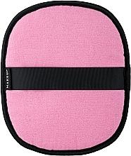"Parfumuri și produse cosmetice Burete exfoliant pentru corp, roz ""Nudy & Shy"" - Makeup Exfoliating Washcloth"
