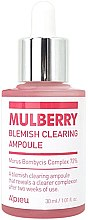 Parfumuri și produse cosmetice Esență pentru față - A'pieu Mulberry Blemish Clearing Ampoule