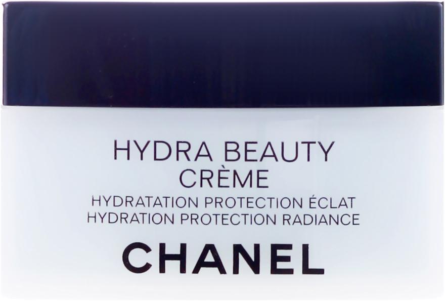 Cremă hidratantă de față - Chanel Hydra Beauty Hydratation Protection Radiance Creme — Imagine N2