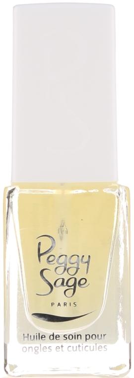 Ulei vindecător pentru unghii și cuticule - Peggy Sage Treatment Oil For Nails & Cuticles