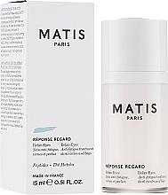 Parfumuri și produse cosmetice Gel de ochi împotriva oboselii și a cearcănelor - Matis Reponse Regard Relax-Eyes